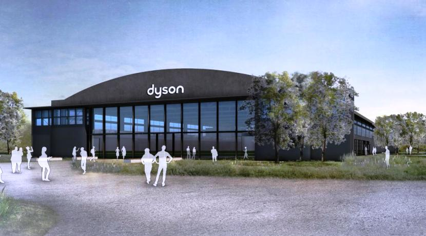 Dyson Automotive Manufacturing