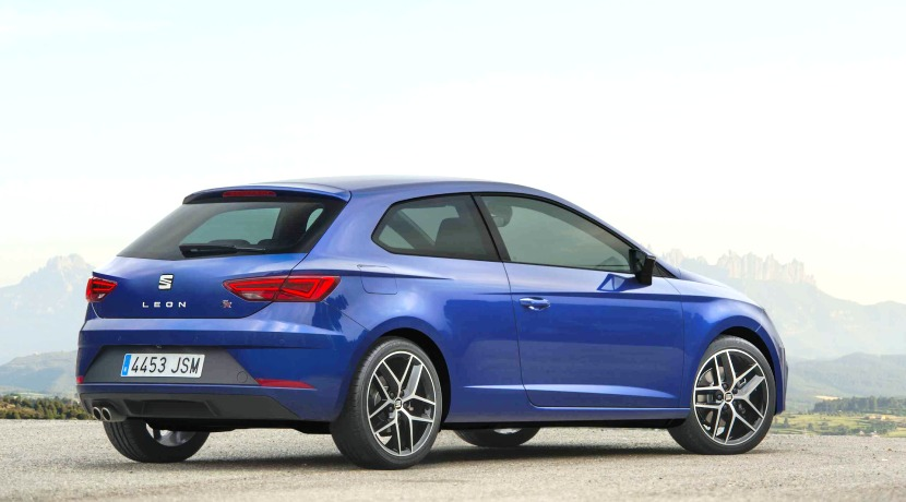 Seat Leon SC FR - car production