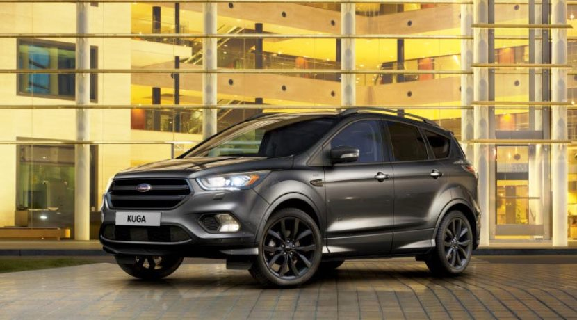 Ford Kuga - car production