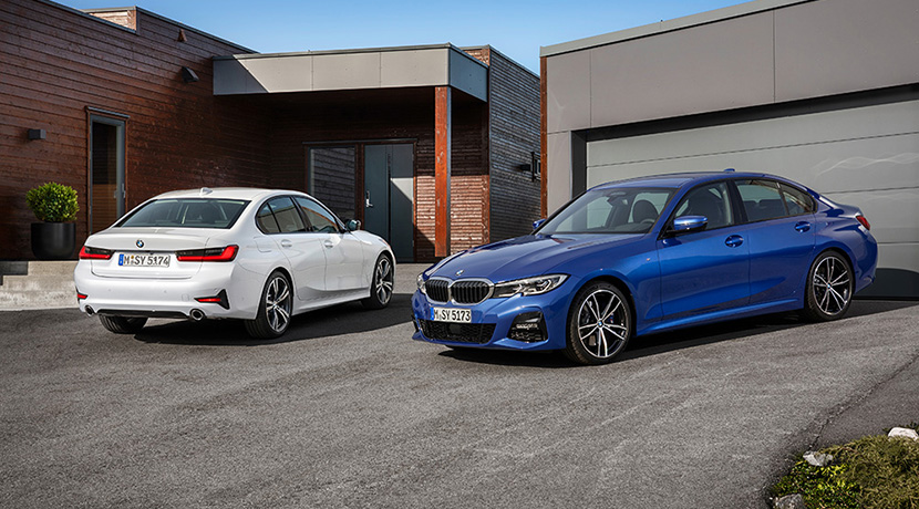 BMW 3 Series Finishes