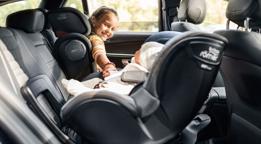 Choosing car seats for children