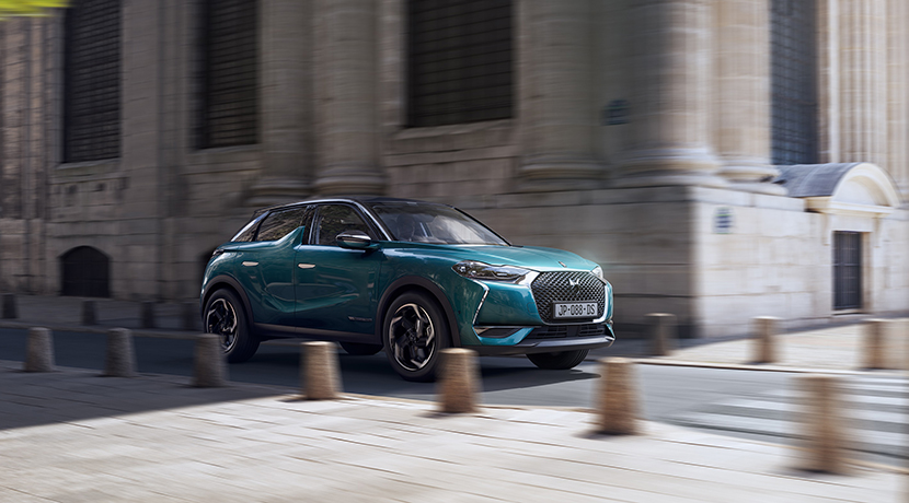DS 3 Crossback profile