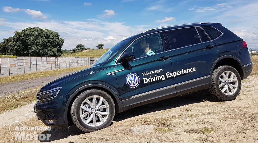 School 4Motion Volkswagen Driving Experience 2018